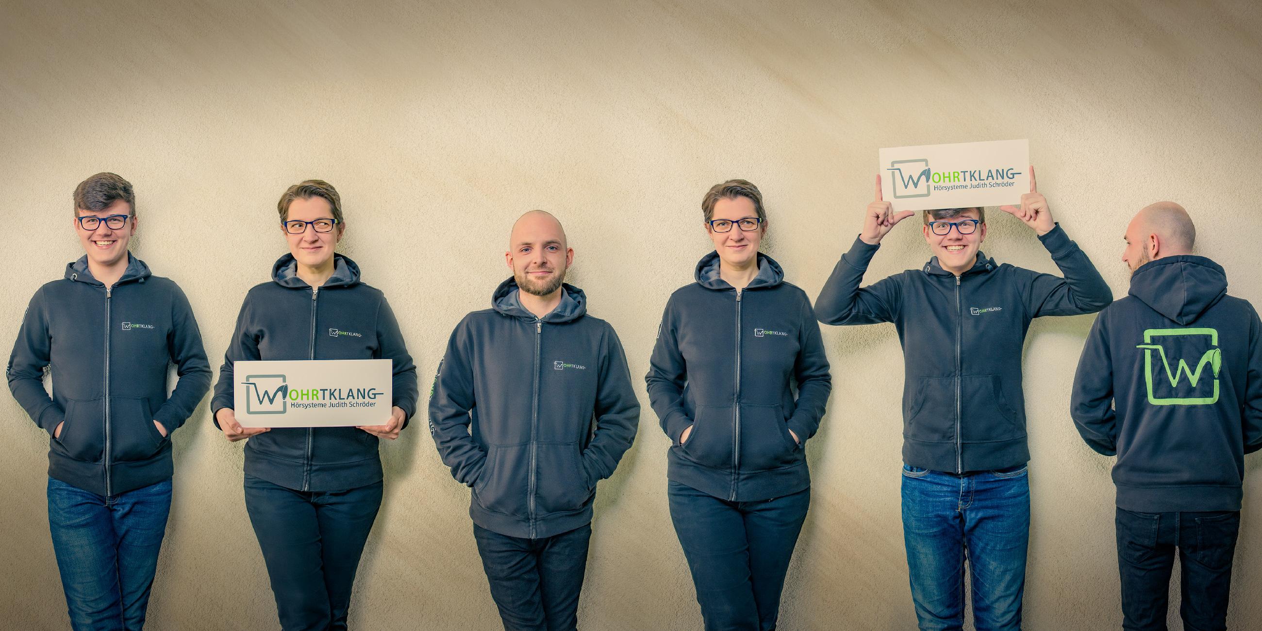 Das Team von Wohrtklang Hörsysteme